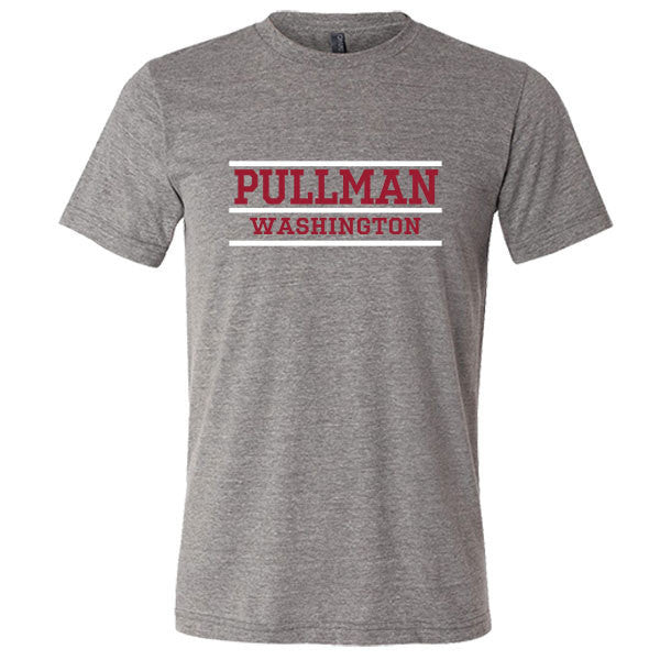 Pullman Washington Tri-blend T-shirt - Citizen Threads Apparel Co. - 2
