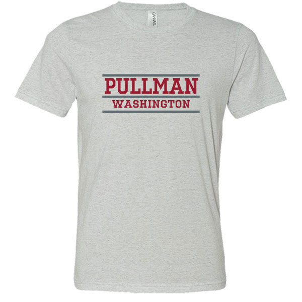 Pullman Washington Tri-blend T-shirt - Citizen Threads Apparel Co. - 3
