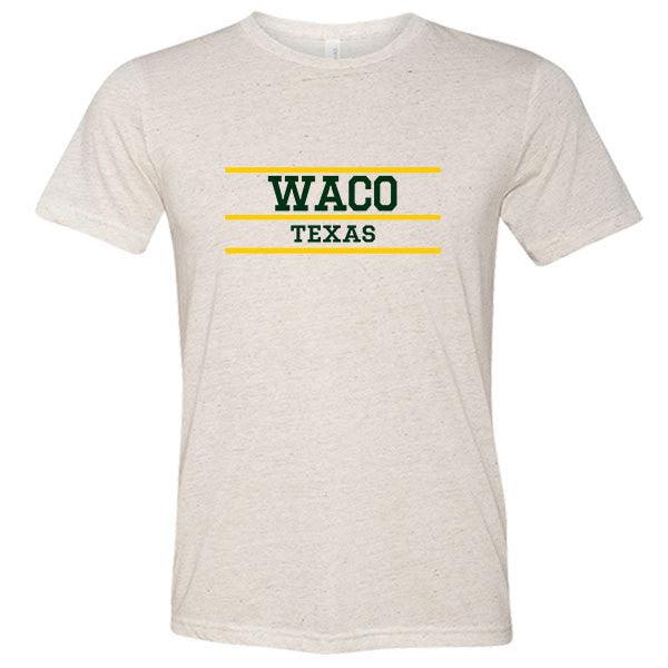 Waco Texas Tri-blend T-shirt - Citizen Threads Apparel Co. - 3