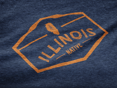 Illinois Native T-Shirt