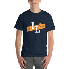Illinois 1818 Stripe T-Shirt