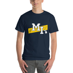 Michigan 1837 Stripe T-Shirt