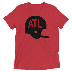ATL Football Helmet T-Shirt