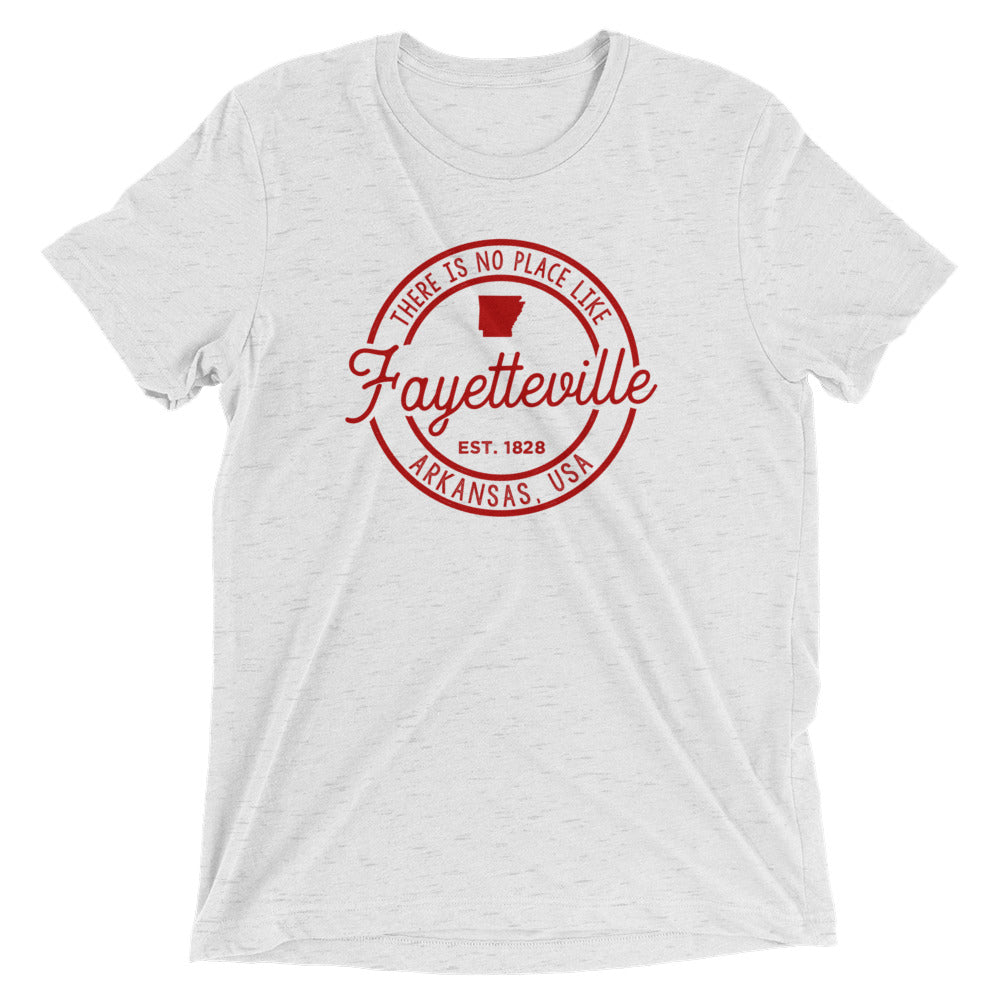 No Place Like Fayetteville Arkansas T-Shirt