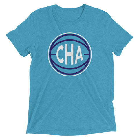 Charlotte CHA Basketball City T-Shirt