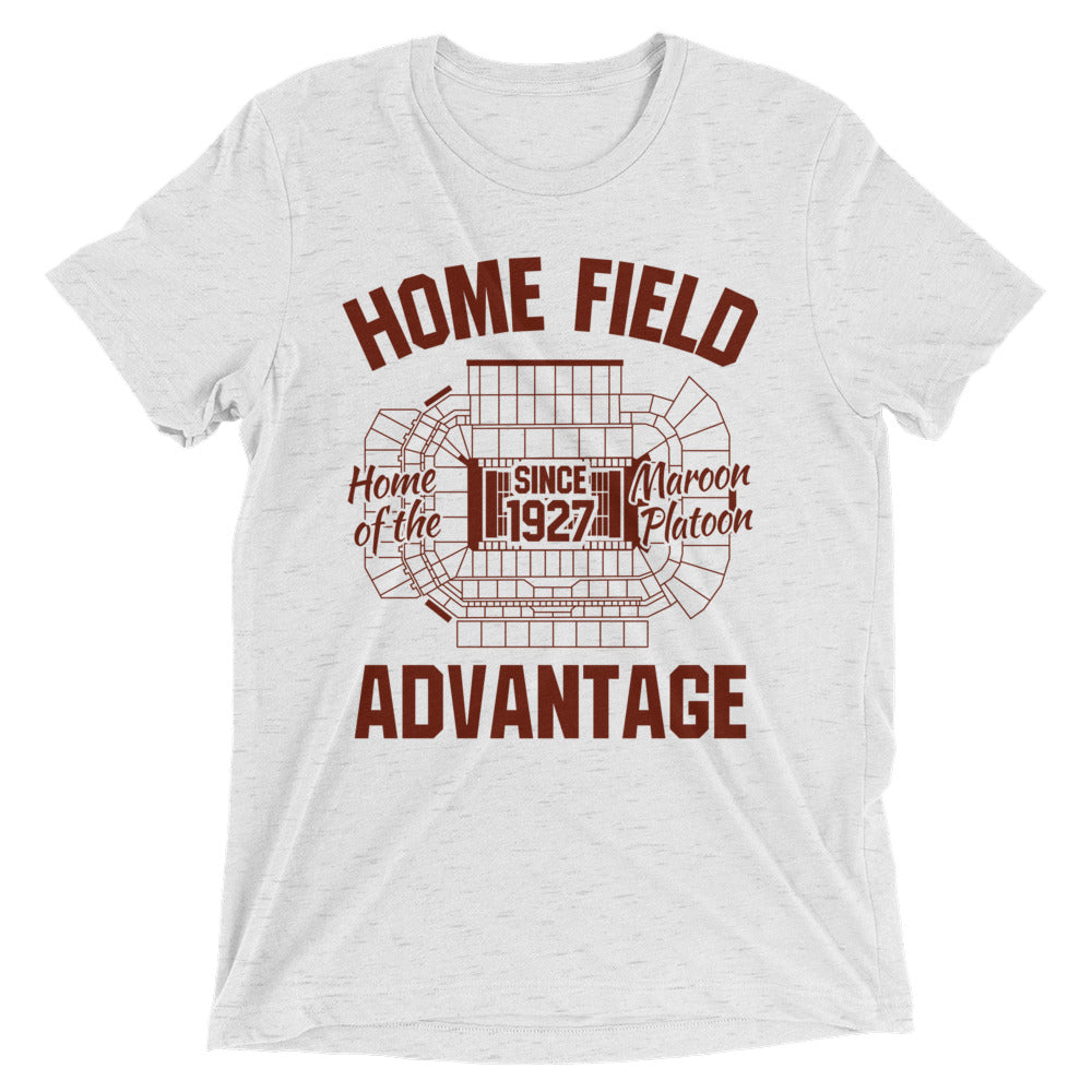 Home of the Maroon Platoon T-shirt
