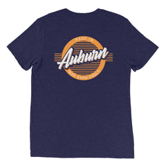 Auburn Retro Circle T-Shirt