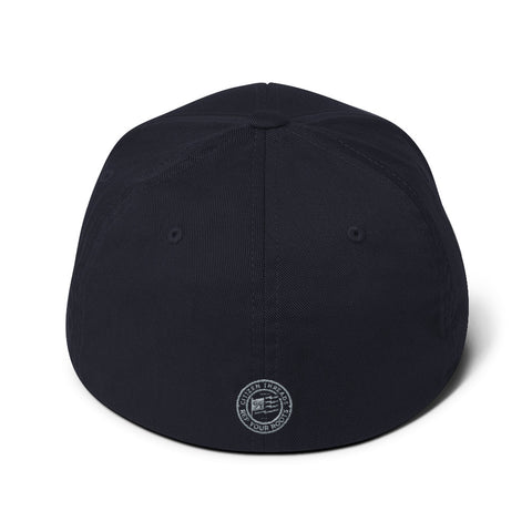 New York NYM Baseball Structured Twill Cap
