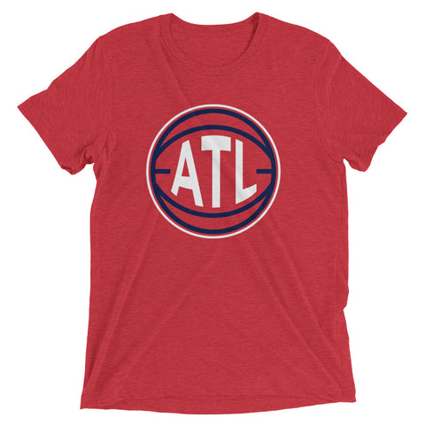 ATL Basketball City T-Shirt