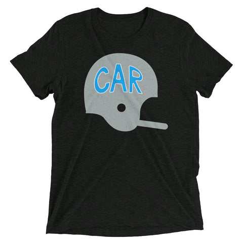 CAR Football Helmet T-Shirt