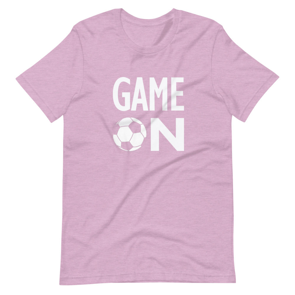 Game On Soccer Tee