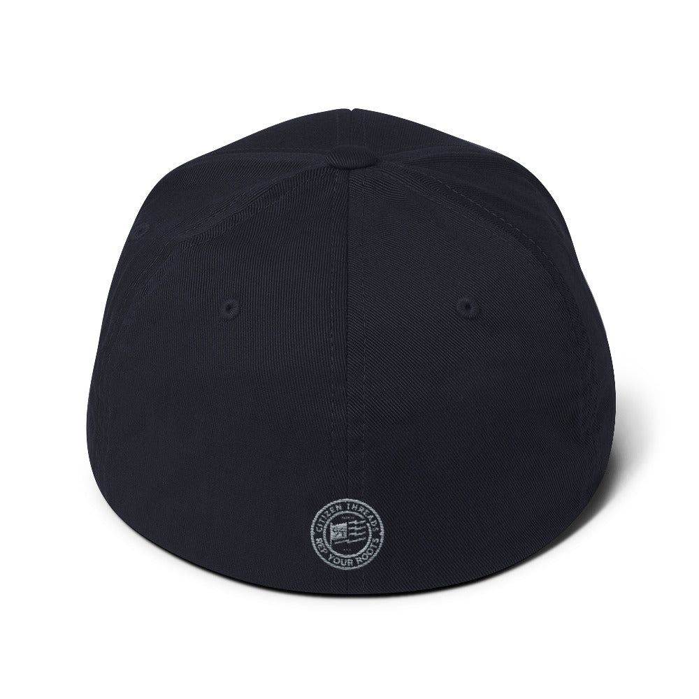 Colorado Baseball Structured Twill Cap