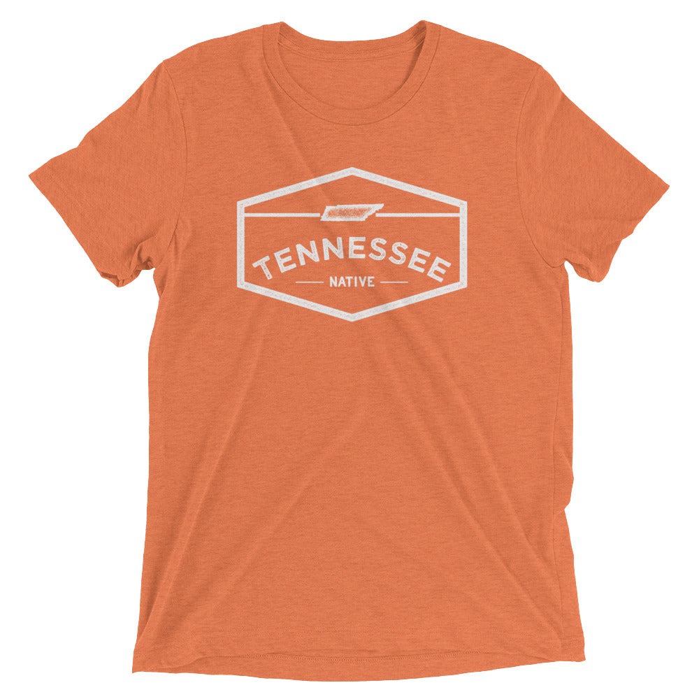 Tennessee Native Vintage Short Sleeve T-Shirt