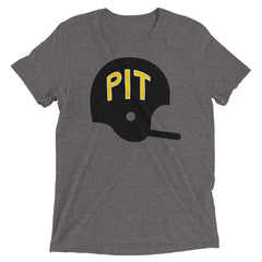 PIT Football Helmet T-Shirt