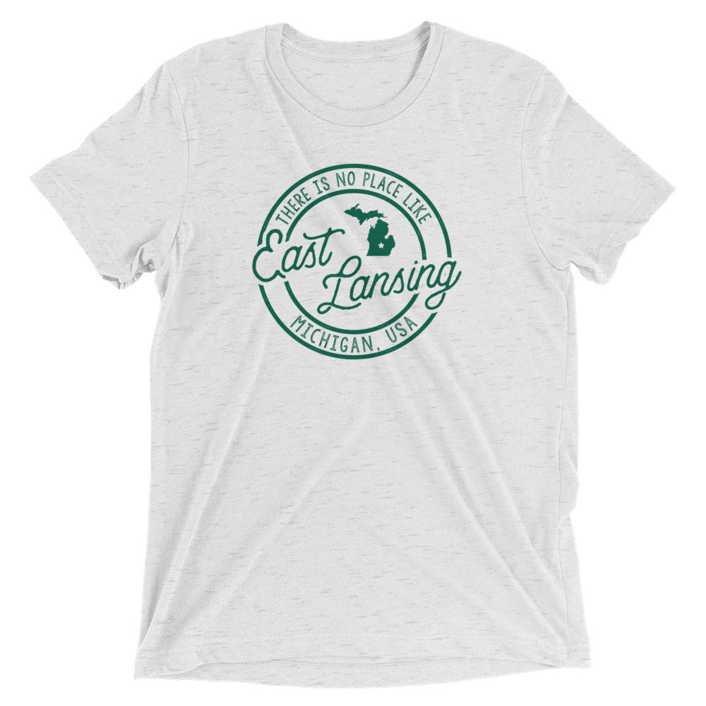No Place Like East Lansing Michigan T-Shirt