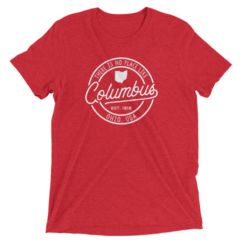 No Place Like Columbus Ohio T-Shirt