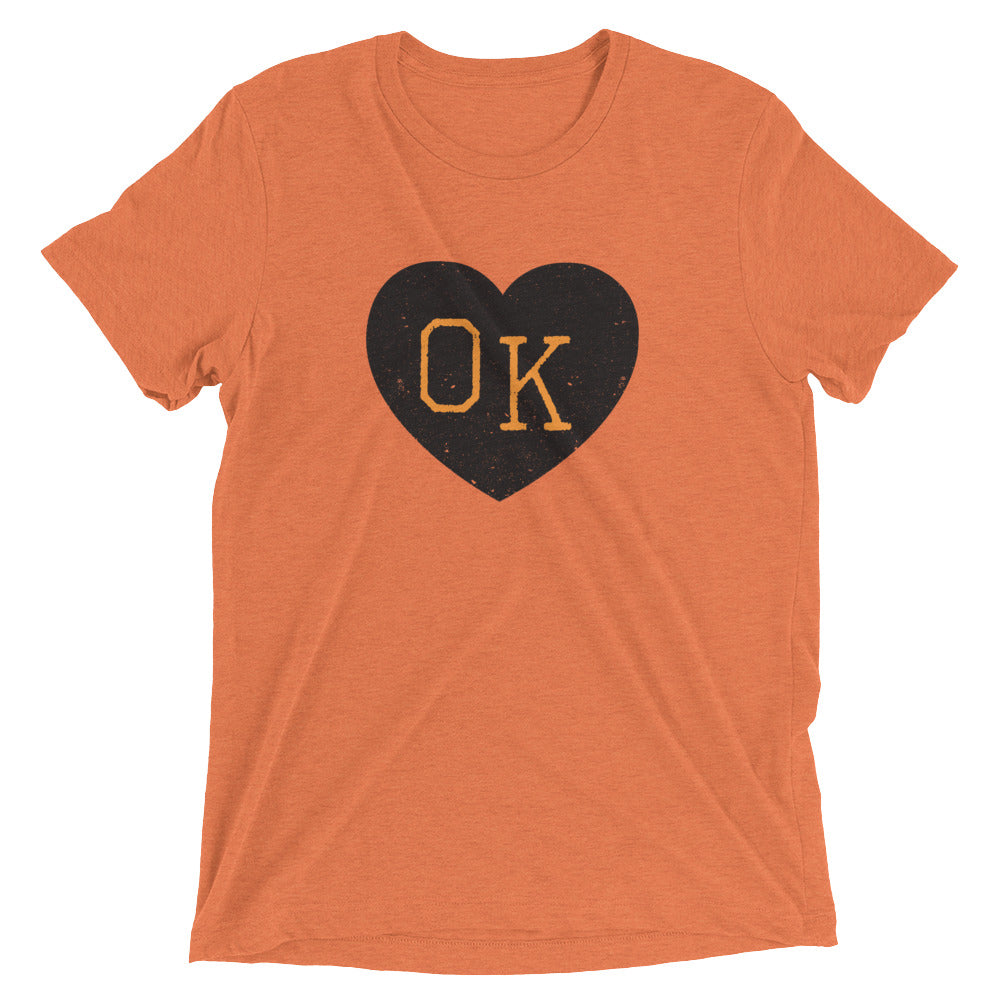 Oklahoma Heart T-Shirt