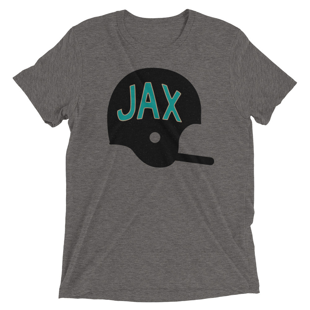 JAX Football Helmet T-Shirt