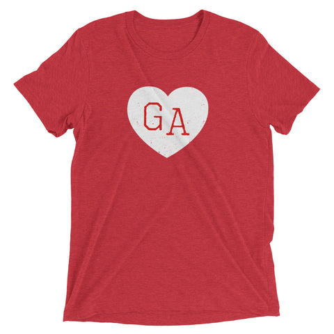 Georgia Heart T-Shirt