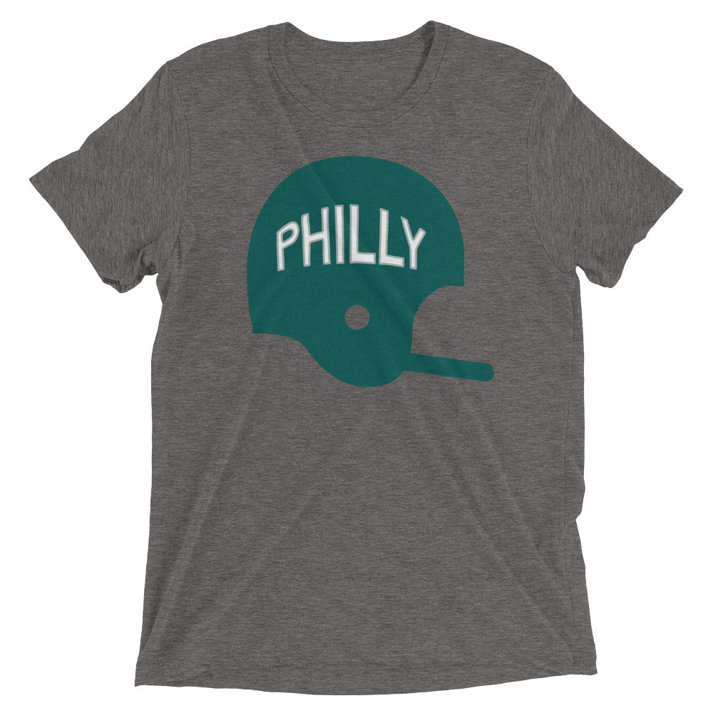 PHILLY Football Helmet T-Shirt