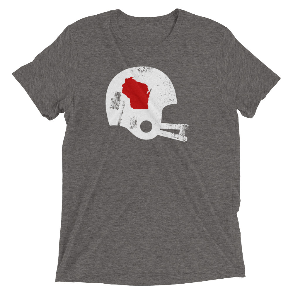 Wisconsin Football State T-Shirt