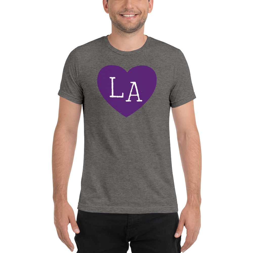 Louisiana Heart T-Shirt
