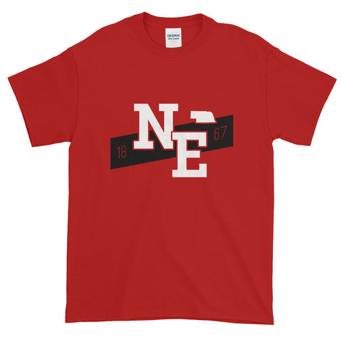 Nebraska 1867 Stripe T-Shirt