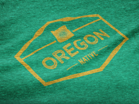Oregon Native T-Shirt