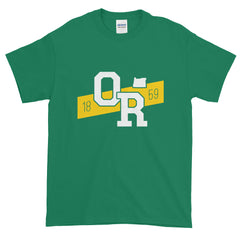 Oregon 1859 Stripe Vintage T-Shirt