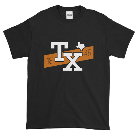 Texas 1845 Stripe T-Shirt