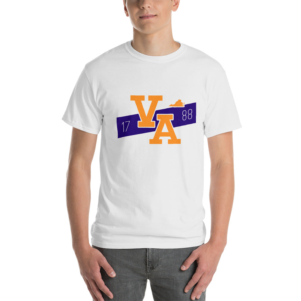 Virginia 1788 Stripe T-Shirt