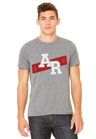 Arkansas 1836 Stripe T-Shirt