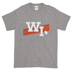 Wisconsin 1837 Stripe T-Shirt