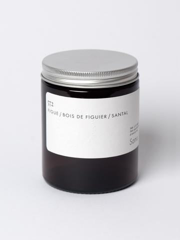 Bougie FIGUE/ BOIS DE FIGUIER & SANTAL
