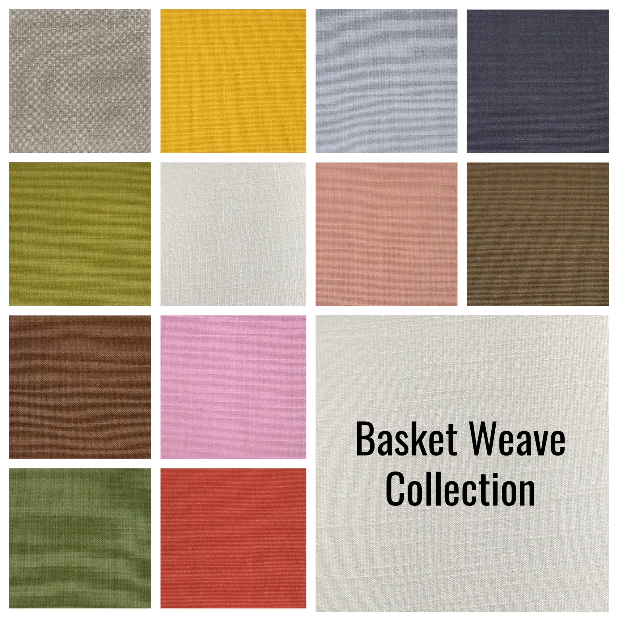 Basket Weave Collection