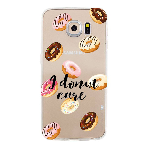 Cuty Case - I Donut Care - Softcase