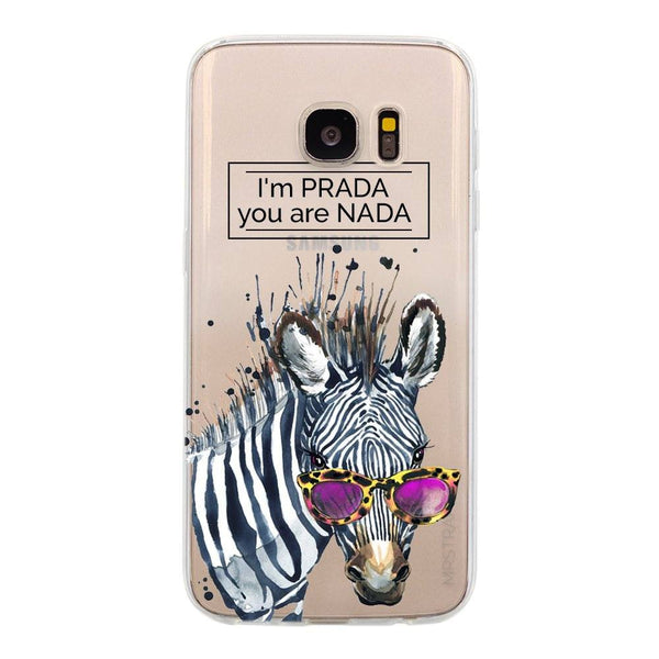 Cuty Case - I'm Prada You're Nada - Softcase