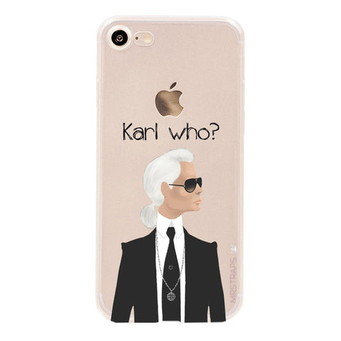 Cuty Case - Karl Who? - Softcase