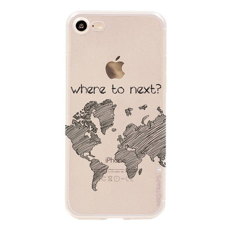 Cuty Case - Where To Next? - Softcase