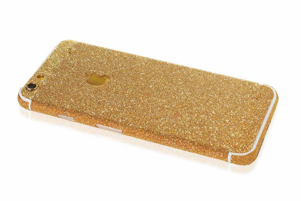 Folie - Premium Glitzerfolie - Gold