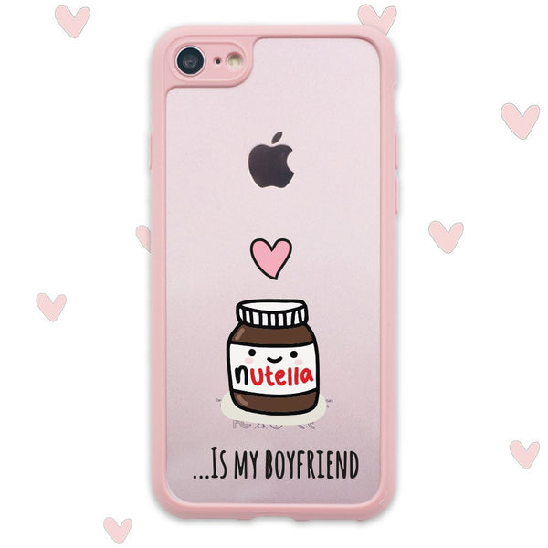 Premium Case - Nutella Is My Boyfriend - Premium