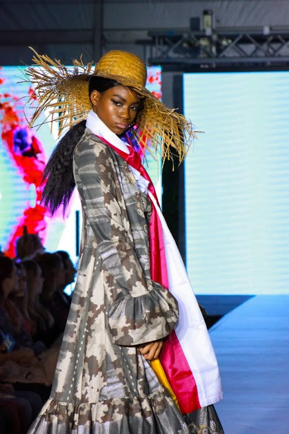 La Flor debuts at Philly Fashion Week