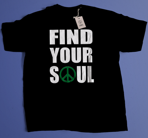 Find Your Soul Uni-Sex Tees