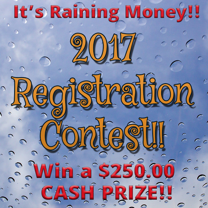 2017 Registration Contest