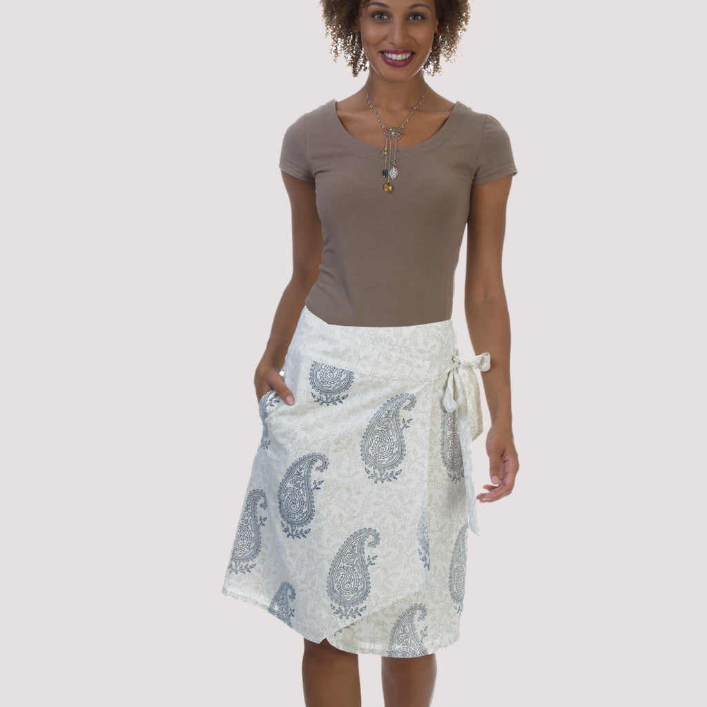 The Heritage Skirt | Beyond ethical fair trade clothing by TFOH