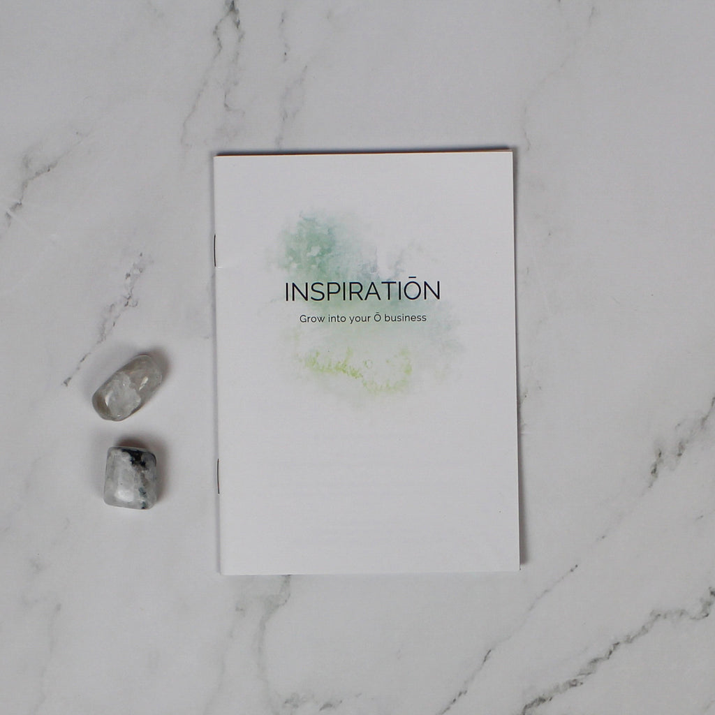 Inspiration Booklet by Tanja Daniels