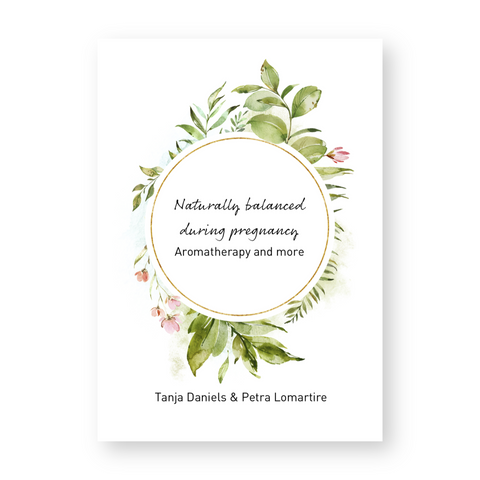 Naturally Balanced in Pregnancy by Tanja Daniels & Petra Lomartire ENGLISH