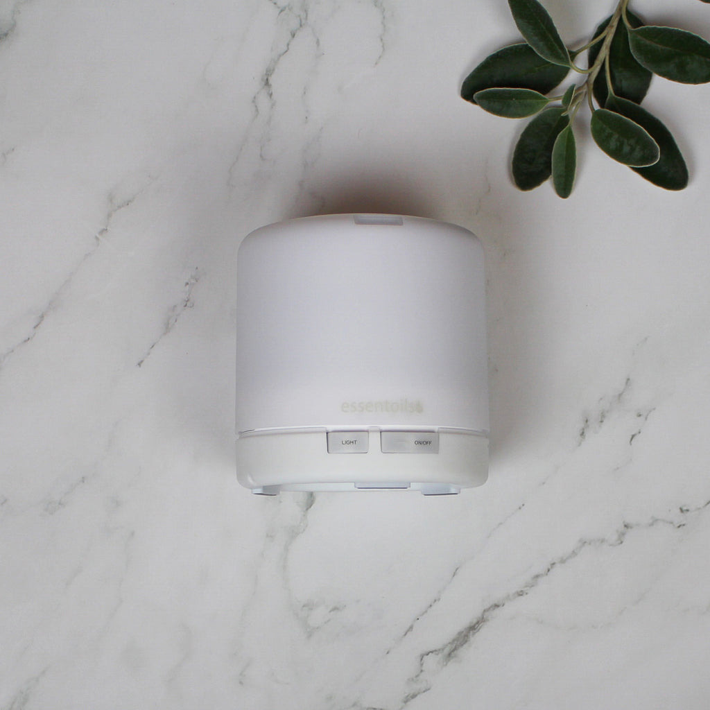 Summer Breeze Diffuser - Wireless and Rechargeable Diffuser (UK or EU Plug)