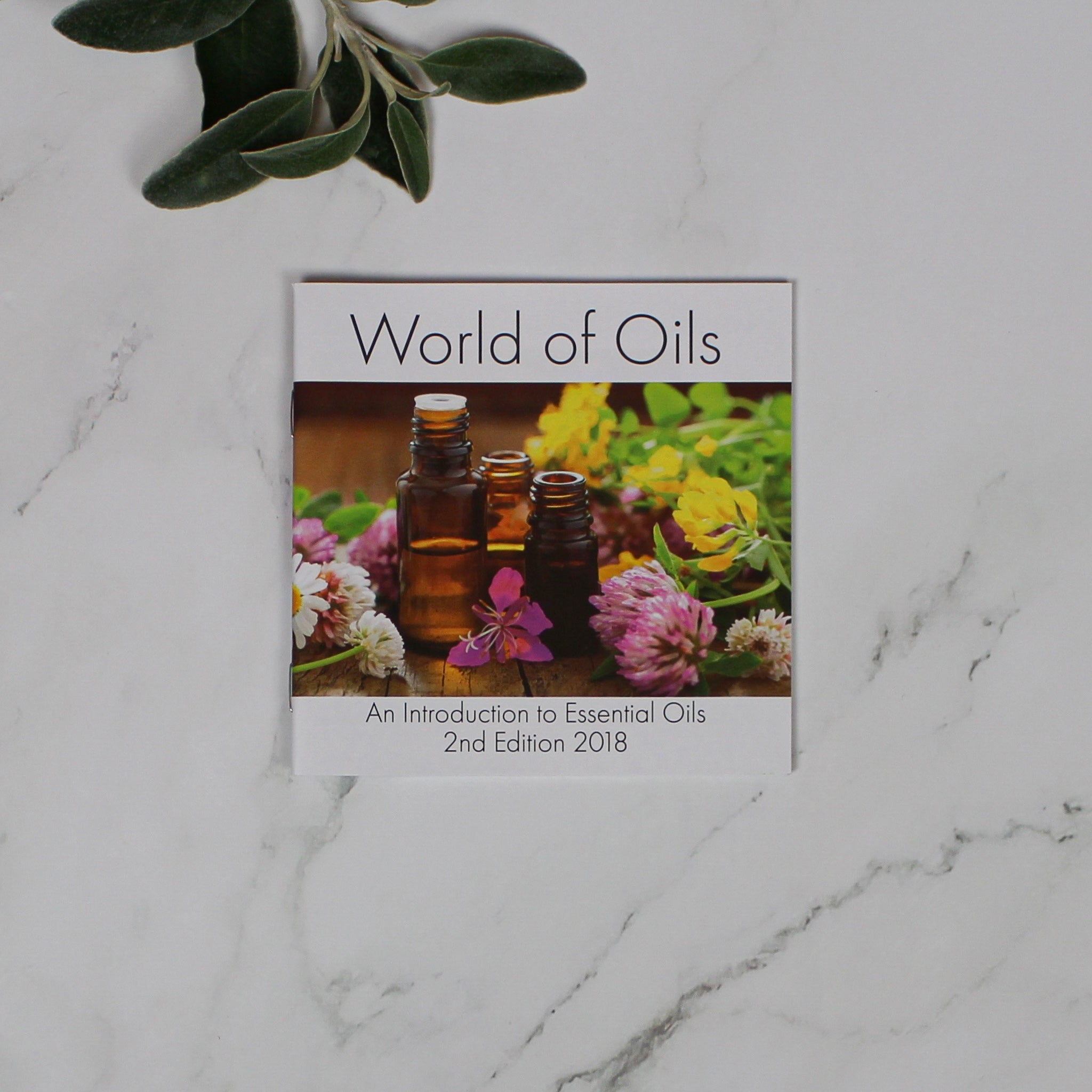 World of Oils (Single Copy) ENGLISH