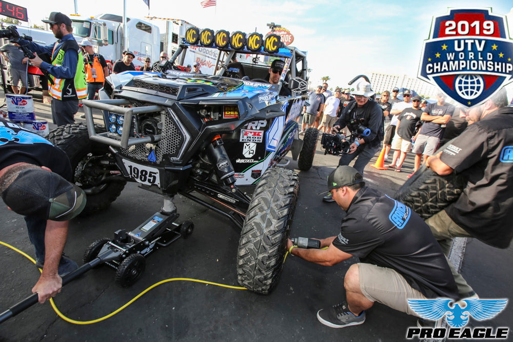 2019 UTV World Championship & Recent Shows